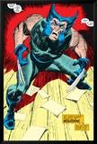 Wolverine No.1 Cover: Wolverine Posters av John Buscema