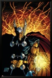 Stormbreaker: The Saga Of Beta Ray Bill No.1 Cover: Beta-Ray Bill Affiches par Andrea Di Vito