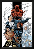 Marvel Spotlight: Marvel Knights 10th Anniversary Cover: Daredevil Plakater av Joe Quesada