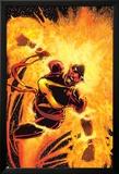 Ms. Marvel No.37 Cover: Ms. Marvel Plakater av Phil Jimenez