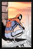 Spider-Man: Swing Shift Directors Cut Cover: Spider-Man Posters av Phil Jimenez