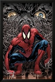 The Amazing Spider-Man No.553 Cover: Spider-Man Plakat av Phil Jimenez