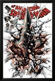 The Amazing Spider-Man No.617 Cover: Rhino Photo by Paolo Rivera