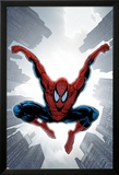 The Amazing Spider-Man No.552 Cover: Spider-Man Posters av Phil Jimenez