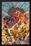 Spider-Man Team-Up Special No.1 Group: Spider-Man Láminas por Shane Davis