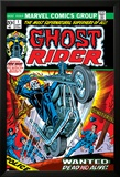 Ghost Rider No.1 Cover: Ghost Rider Photo by Gil Kane