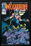 Wolverine No.1 Cover: Wolverine Plakater av John Buscema