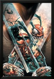 Toxin No.2 Cover: Razorfist and Toxin Print by Darick Robertson
