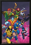 Uncanny X-Men: First Class No.2 Cover: Wolverine Posters par Roger Cruz