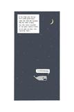 Space Whale Stampe di Reza Farazmand