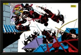 Wolverine No.2 Group: Wolverine Schilderij van Frank Miller