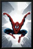 The Amazing Spider-Man No.552 Cover: Spider-Man Posters av Phil Jimenez