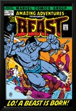 Amazing Adventures No.11 Cover: Beast Print by Gil Kane