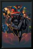 Handbook: Marvel Knights 2005 Cover: Black Panther Plakater av Pat Lee