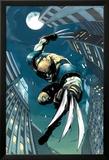 X-Men Unlimited No.5 Cover: Wolverine Fighting Plakater av Pat Lee