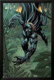 Black Panther 2099 No.1 Cover: Black Panther Plakater av Pat Lee