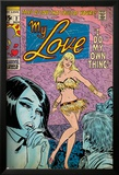 Marvel Comics Retro: My Love Comic Book Cover No.2, Crying and Dancing (aged) Plakat