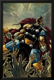 Stormbreaker: The Saga of Beta Ray Bill No.2 Cover: Beta-Ray Bill Affiche par Andrea Di Vito