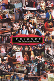 Friends- Collage Poster