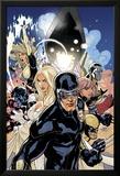 Uncanny X-Men No.505 Cover: Cyclops, Emma Frost and Dazzler Posters par Terry Dodson