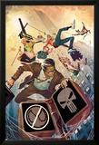 Spider-Island: I Love New York City No.1 Cover Affiche par Mike Del Mundo