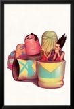 X-Men Legacy 13 Cover: Legion Posters par Mike Del Mundo