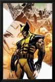 Savage Wolverine 12 Cover: Wolverine Posters av Phil Jimenez