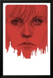 Black Widow 1 Cover: Black Widow Prints by Phil Noto