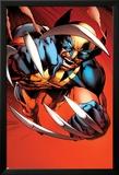 Wolverine 1 Cover: Wolverine Affiche par Alan Davis