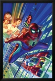 Amazing Spider-Man 1 Cover Plakater av Alex Ross