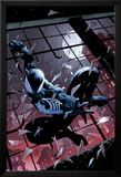 Amazing Spider-Man: Renew your Vows 3 Featuring Black Costume Spider-Man Art by Adam Kubert