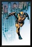 Wolverine 1 Featuring Wolverine Art par Alan Davis