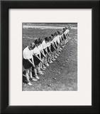Girls' golf class, The American Golfer April 1932 Prints