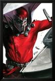 Vengeance No.1 Cover: Magneto Smashing Affiche par Gabriele DellOtto