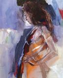 Odalisque IV Impressão giclée por Christine Comyn