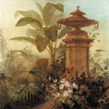 Tropical Fantasy II Giclee Print by Jean Capeinick