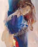 Odalisque III Impressão giclée por Christine Comyn