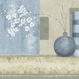 Collection VI Lámina giclée por Linda Wood
