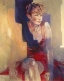 Odalisque I Impressão giclée por Christine Comyn