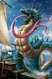 Leviathon Posters par Tom Wood
