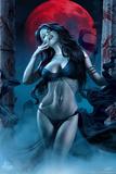Blood Lust Affiches par Tom Wood