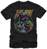 Star Wars- Bobba Fett Taking Aim T-Shirts