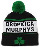 Dropkick Murphys- Shamrock Woven Beanie Hue