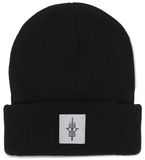 Sleeping With Sirens- Patch Beanie Lue