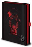 Star Wars EP7 Kylo Ren Premium A5 Notebook Diario