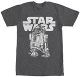 Star Wars- Classic R2 T-skjorter