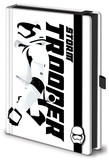 Star Wars EP7 Stormtrooper Premium A5 Notebook Notatbok