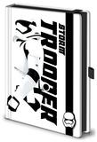 Star Wars EP7 Stormtrooper Premium A5 Notebook Notizbuch