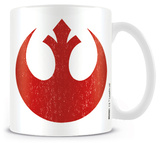 Star Wars Ep VII - Rebel Symbol Mug Taza