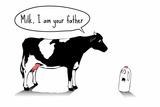 Milk I am Your Father Julisteet tekijänä  Snorg